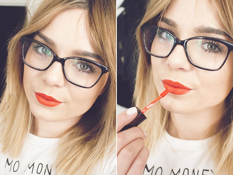 Lily melrose uk style and fashion blog makeup tips for glasses Fashion makeup and style tips
