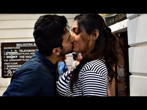 Kissing Prank India - Spin The Bottle Part 2 | AVRprankTV