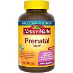 Nature Made Prenatal Multivitamin Tablets - 250ct