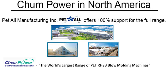 Chum Power North America - PET Machinery Supplier