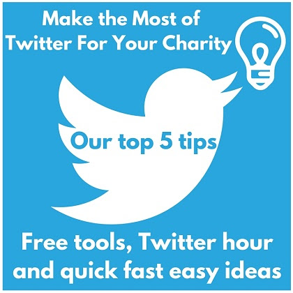 5 tips for charities using Twitter - pip-uk.org