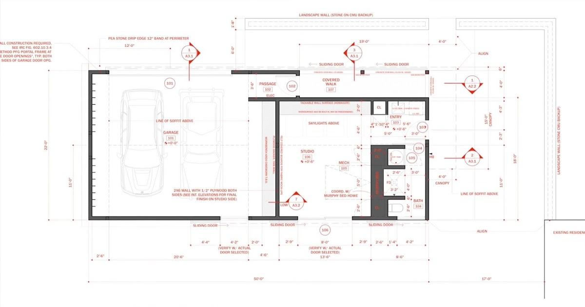 30x40 Design Workshop Autocad Template File Name Brands