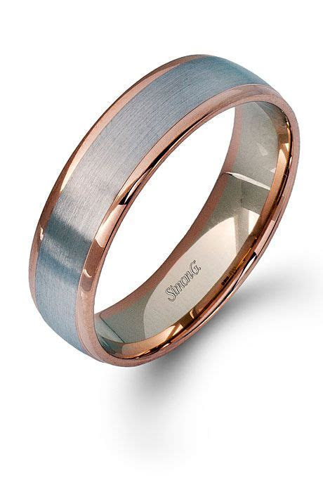 30  Most Popular Men's Wedding Bands Ideas