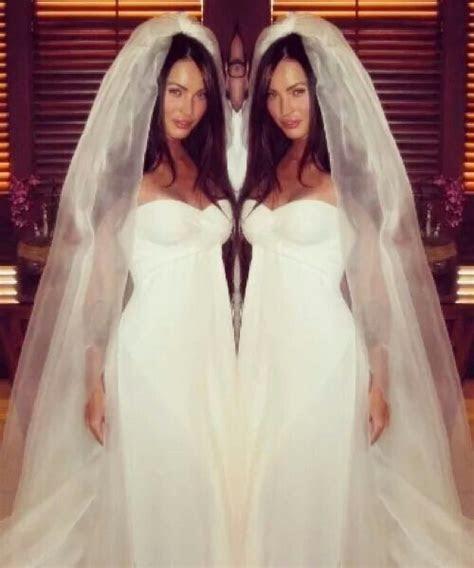 Megan fox wedding dress   Wedding inspo   Megan fox