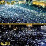 Euromaidanul de la Bucuresti