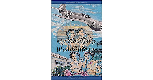 Book giveaway for My Darling Wing-mate by Michelle Pannetier-Alabert Mar 21-Apr 03, 2018