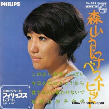 MORIYAMA, RYOKO best hit