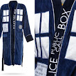Doctor Who Themed Bathrobes