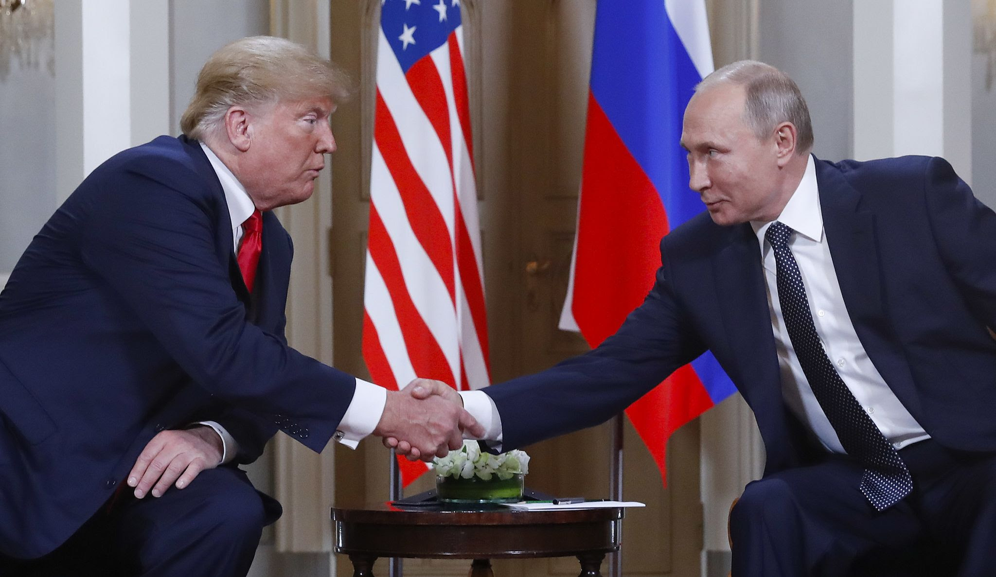 Image result for Unhinged Democrat Lawmakers Call For Trump's Interpreter in Putin Meeting to Testify Before Congress
