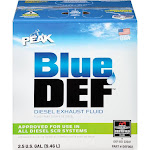 Blue DEF Diesel Exhaust Fluid - 2.5 gallon