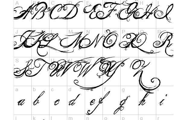 Imágenes De Letras Para Tatuajes Imágenes
