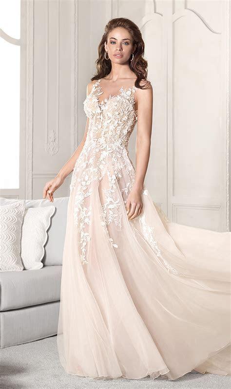 Wedding dresses: Demetrios, Platinum and Destination