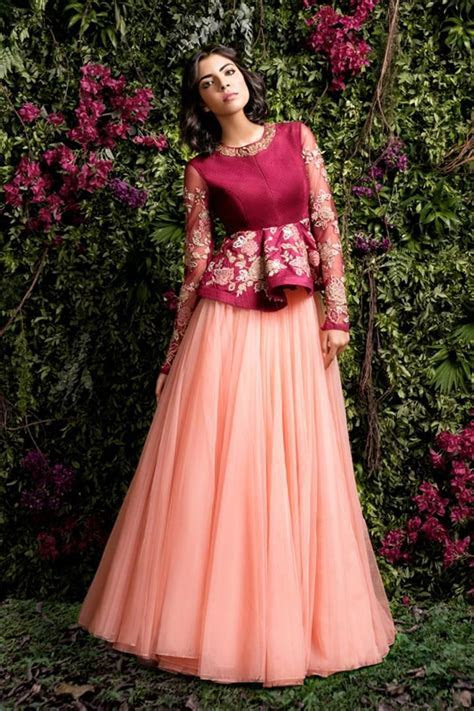 204 best images about crop top skirt on Pinterest   India