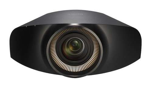 Sony's First Ever 4K Home Theater Projector Shoots Super Resolution for Super Cash