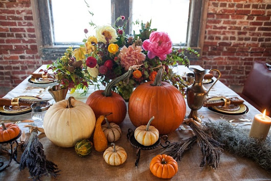 37 Easy DIY Thanksgiving Centerpieces | Ultimate Home Ideas
