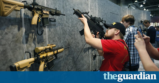 'More guns in fewer hands': US study charts rise of hardcore super owners | US news | The Guardian
