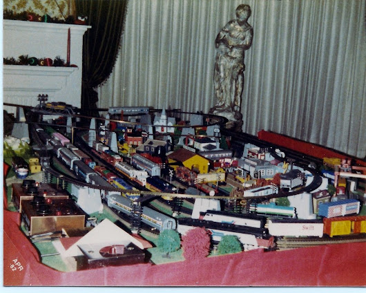 Model Railroading – An artistic hobby that lasts a lifetime | Vince Pettinelli