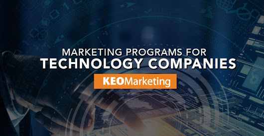 Marketing Programs for Technology Companies