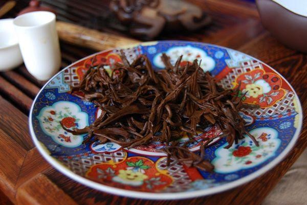 2011 Wuliangshan Hongmaofeng