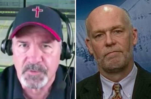 Christian radio host praises Greg Gianforte: 'We need a more violent Christianity'