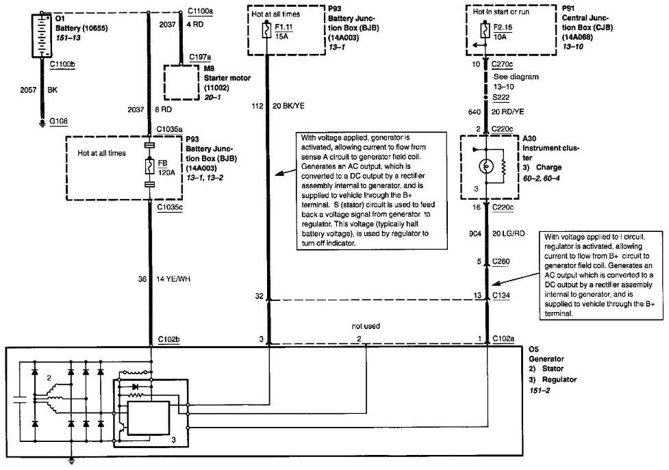 33 2009 Ford Escape Wiring Diagram