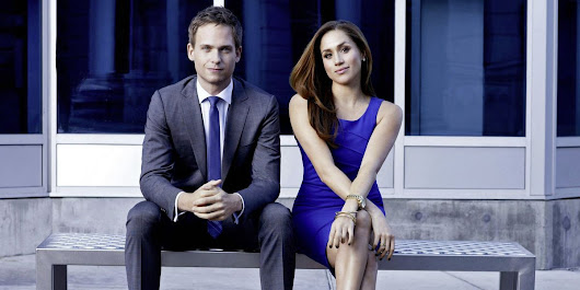 Meghan Markle Is Reportedly Leaving 'Suits' After Season 7