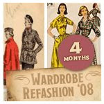 Wardrobe Refashion Pledge