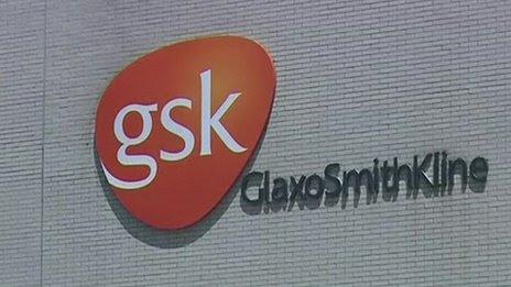 Glaxo logo