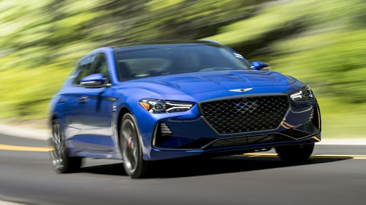 Review: 2019 Genesis G70 sedan - Autoblog