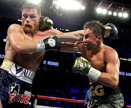 Golovkin- Alvarez Judge Disciplined… For Lopsided Scorecard