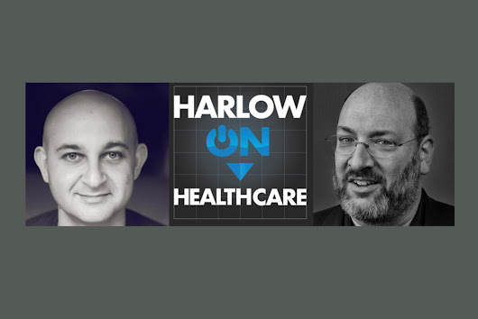 Moving at the speed of Eugene Borukhovich, Bayer's Global Head of Digital Health Innovation -- Harlow On Healthcare