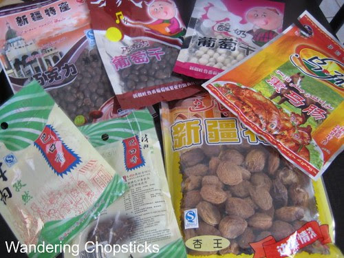 Chinese Food from Xinjiang Beef, Horse, and Chocolate and Yogurt-Covered Raisins 1