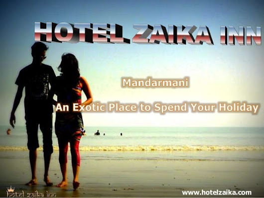 Hotel Zaika Inn Mandarmani: An Exotic Place to Spend Your Holiday