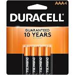 Duracell AAA Batteries 4-Pack - Batteries - Power & Batteries - AAA 4
