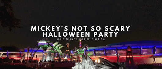 Mickey's Not So Scary: Disney's Spookiest Party | Her Life in Ruins