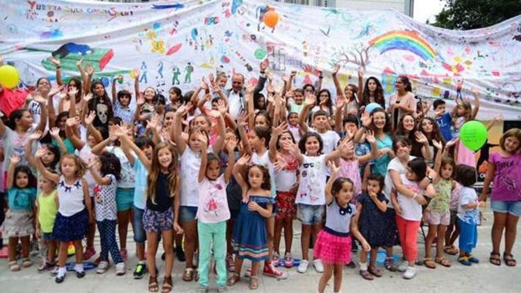 23 Nisan Hediyesi Sokak Oyunları Eğitim Haberleri