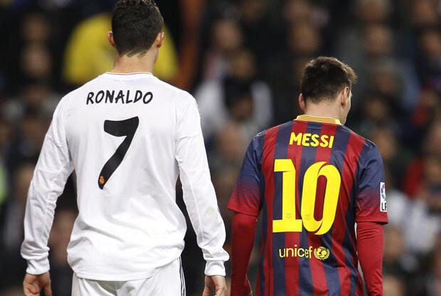 Barça y Madrid a lo suyo