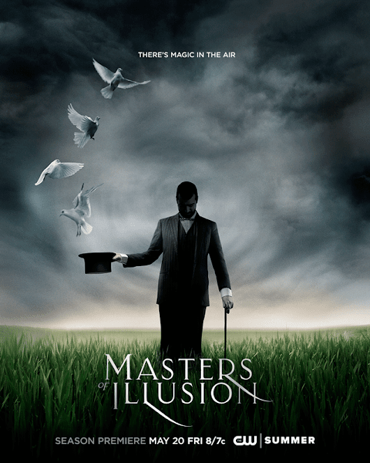 Tune In This Friday May 20: Jason on the CW Masters of Illusion