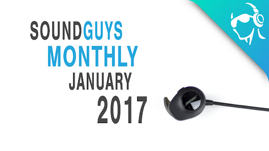 Bose Soundsport Wireless International Giveaway [Sound Guys Monthly – January 2017]
