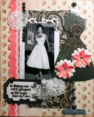 Journal page inside