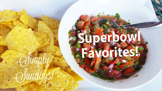 Superbowl Favorites