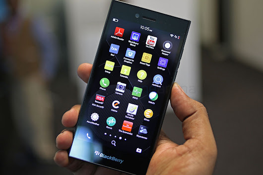 Blackberry Leap goes on sale in Nigeria