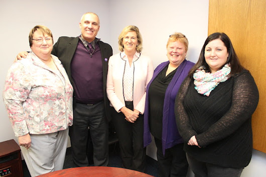 Minister Jaczek visits Choices in Hamilton
