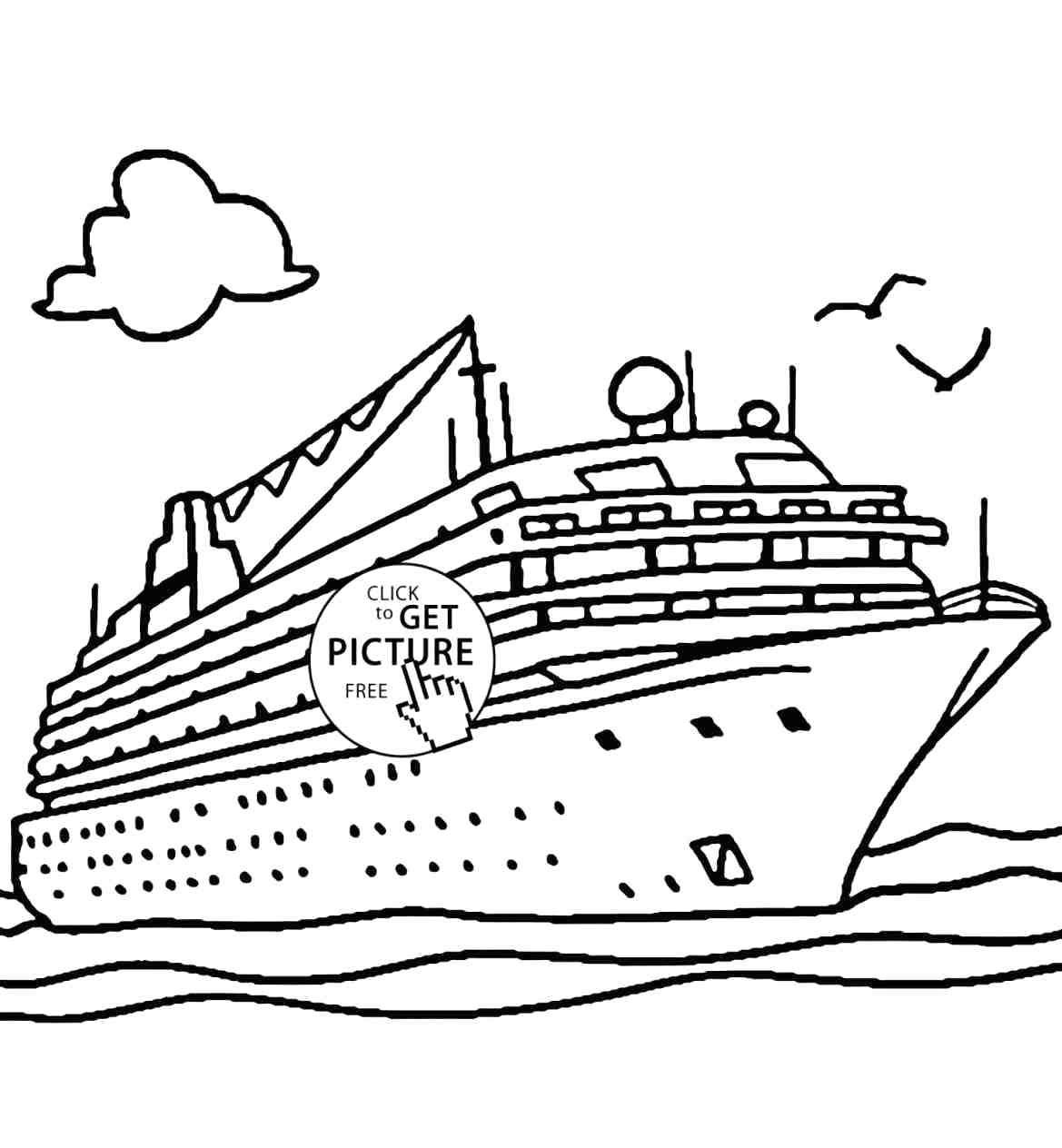 Titanic Ship Drawing at GetDrawings | Free download