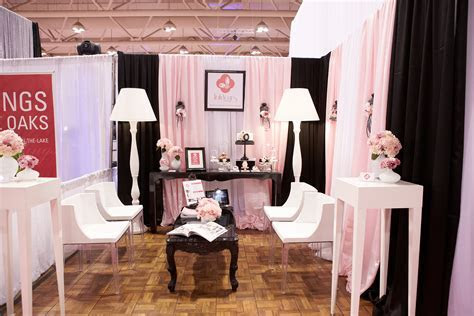 Bridal Show Booth ? Sneak a Peek into our World