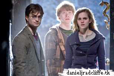 Updated: Grimmauld Place promo photo Deathly Hallows part 1