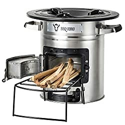 Rocket Stove Portable Biomass Buy Now