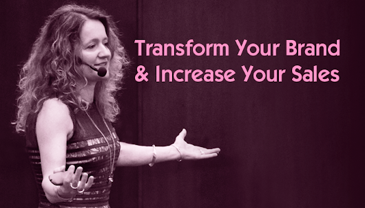 How to Transform Your Brand and Increase Your Sales - Persona Design