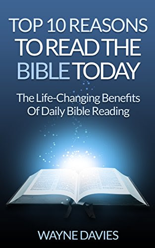 Top 10 Reasons to Read the Bible Today: The Life-Changing Benefits of Daily Bible Reading
