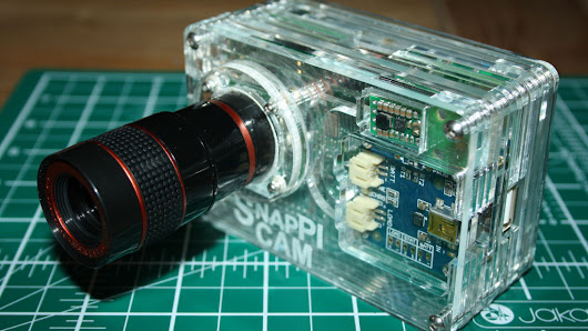 The Emerging Open Source Camera